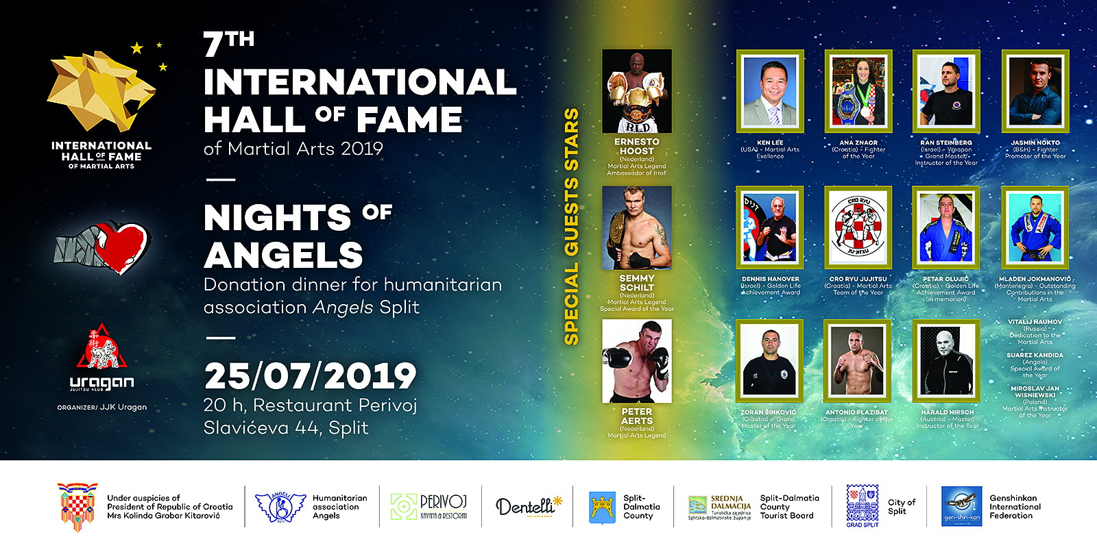 International Hall of Fame of Martial Arts